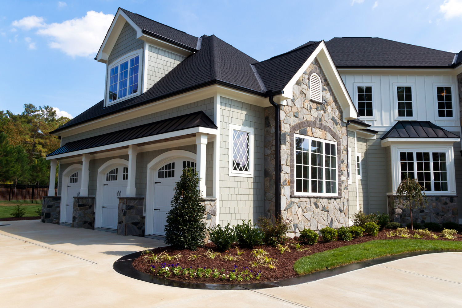 attached garages garage builder raleigh nc 1 2 3
