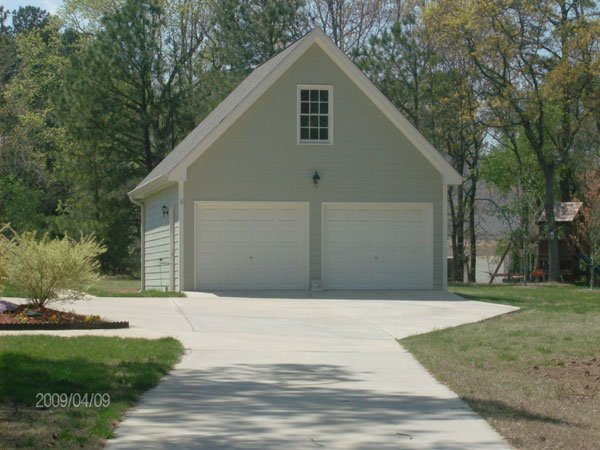 Custom garage pictures photos pictures of garages for Garage plans and prices