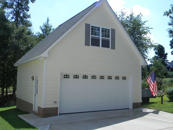 Custom garage pictures photos pictures of garages for Detached garage cost estimator