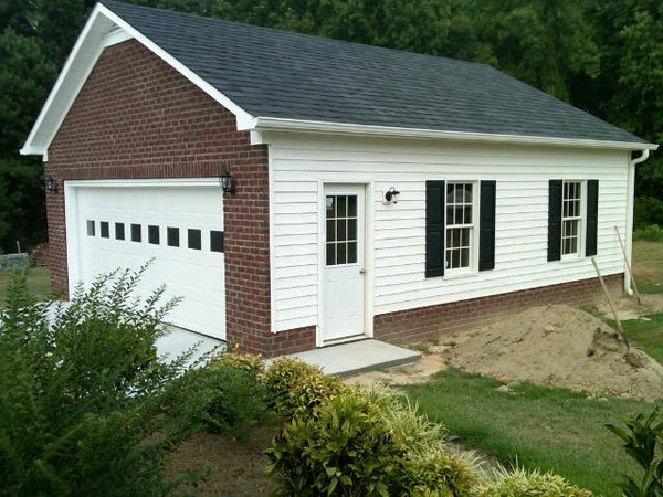 Custom Garage Builders Raleigh Nc Wake Forest Cary Hws