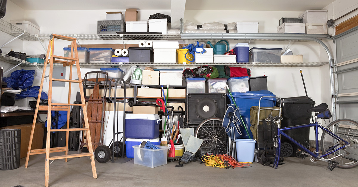What to Do with Your Garage in the New Year