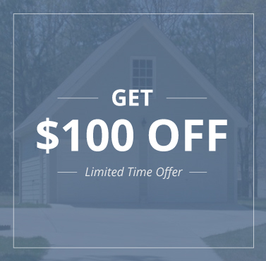 Get $100 Off, Limited Time Only
