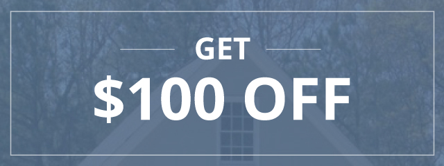 Get $100 Off, Limited Time Offer