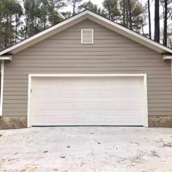 one story garage in raleigh nc